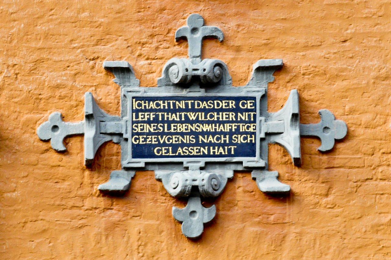 Die Geschichte von Schloss Rheydt