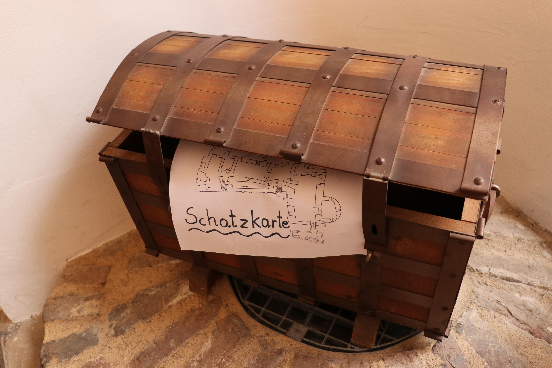 Schatzsuche im Museum