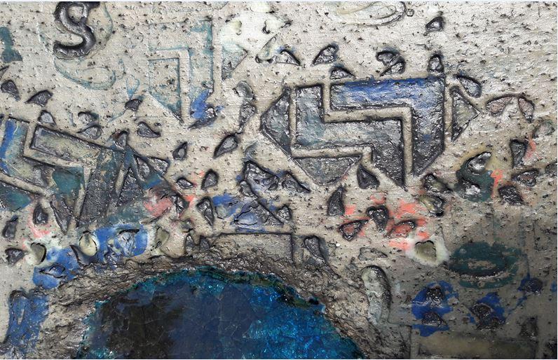 Keramik am Montag: Ganz schön verschoben