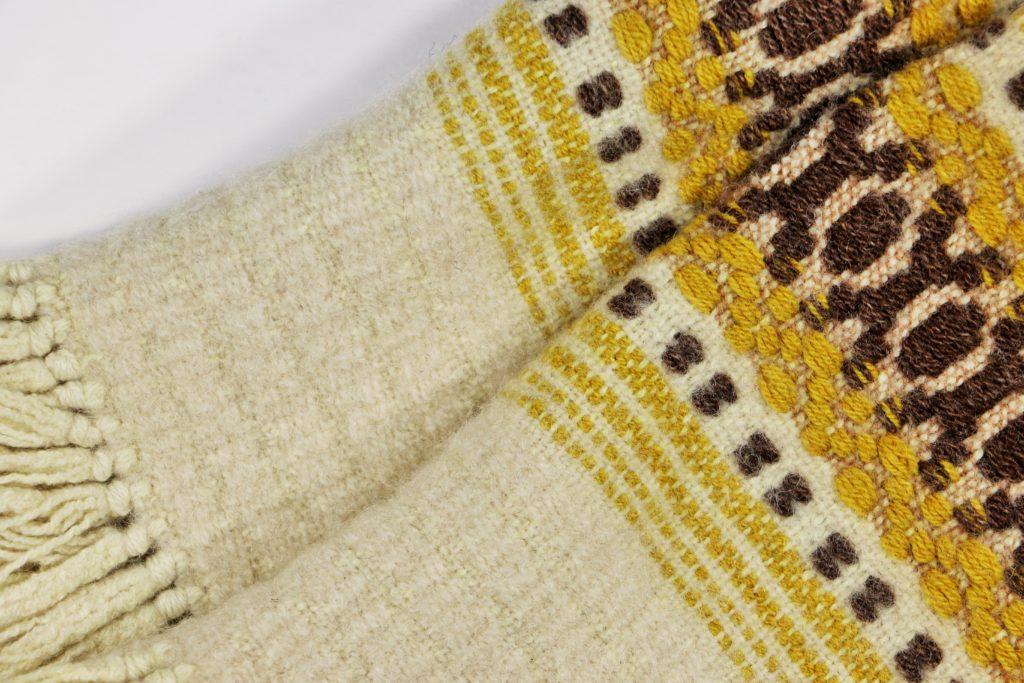 Textilien in den Notjahren