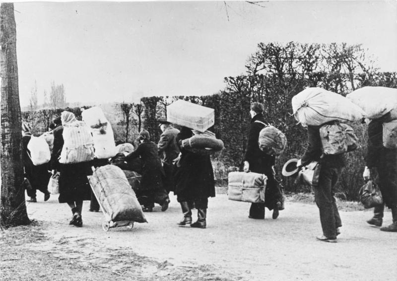 Vortrag: Flüchtlinge und Vertriebene in Mönchengladbach nach dem Zweiten Weltkrieg